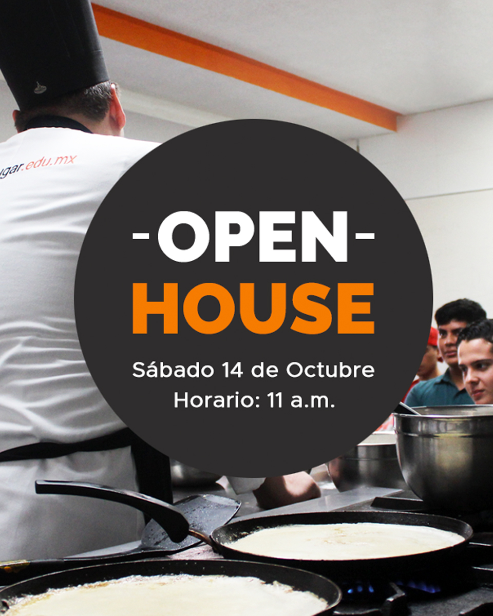 Ven a nuestra Open House